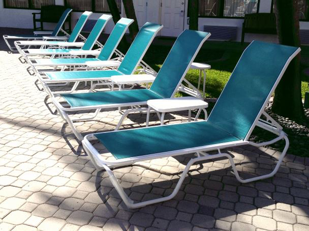 Call RSI Today And Let Us Give You A Quote On Re Slinging Your Existing Patio  Furniture.